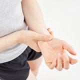 腱鞘炎(手首・指)