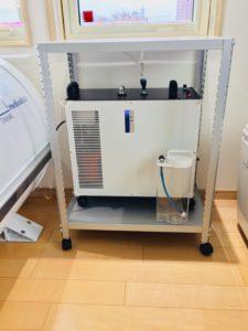 高濃度水素酸素ガス発生器『LHG』